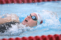 STANFORD, CA - JANUARY 22:  Julia Smit of the Stanford Cardinal during Stanford's 173-125 win over Arizona on January 22, 2010 at the Avery Aquatic Center in Stanford, California.