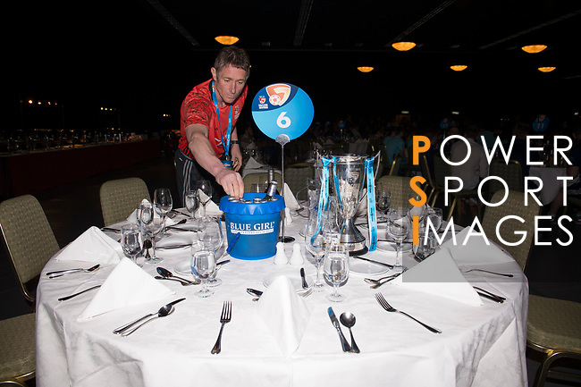 Celebration dinner at the conclusion of the HKFC Citi Soccer Sevens 2017 on 28 May 2017 at the Hong Kong Football Club, Hong Kong, China. Photo by Marcio Rodrigo Machado / Power Sport Images