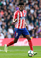 Atletico de Madrid's Thomas Partey during La Liga match. April 8,2018. (ALTERPHOTOS/Acero) /NortePhoto NORTEPHOTOMEXICO