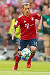 12.05.2018, Allianz Arena, Muenchen, GER, 1.FBL,  FC Bayern Muenchen vs. VfB Stuttgart, im Bild Rafinha (FCB #13) <br /> <br />  Foto &copy; nordphoto / Straubmeier