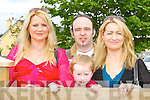 Margaret, Kerry Hennessy, Mortimer and Doreen Hogan Firies at Killarney Races on Sunday   Copyright Kerry's Eye 2008