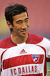 15 April 2007: Dallas's Alex Yi. The New York Red Bulls defeated FC Dallas 3-0 at Giants Stadium in East Rutherford, New Jersey in an MLS Regular Season game.
