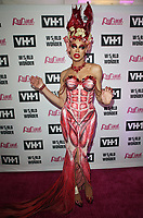 "LOS ANGELES, CA - MAY 13: Yvie Oddly, at ""RuPaul's Drag Race"" Season 11 Finale Taping at The Orpheum Theatre in Los Angeles, California on May 13, 2019. <br /> CAP/MPIFM<br /> ©MPIFM/Capital Pictures"