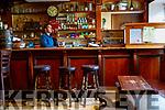 Ollie Favier, Spillanes Bar, Headford.