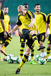 Borussia Dortmund Midfielder Sebastian Rode Warming up during the International Champions Cup 2017 match between AC Milan vs Borussia Dortmund at University Town Sports Centre Stadium on July 18, 2017 in Guangzhou, China. Photo by Marcio Rodrigo Machado / Power Sport Images