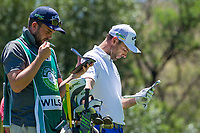 Oliver Wilson (ENG) during the 2nd round at the Nedbank Golf Challenge hosted by Gary Player,  Gary Player country Club, Sun City, Rustenburg, South Africa. 15/11/2019 <br /> Picture: Golffile | Tyrone Winfield<br /> <br /> <br /> All photo usage must carry mandatory copyright credit (© Golffile | Tyrone Winfield)