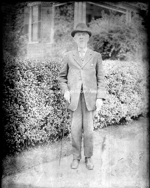 Frederick Stone negative. Dennis Kilduff. Undated photo.