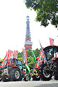 Demo against TPP in Tokyo