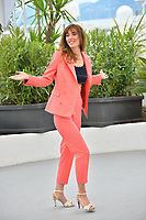 """CANNES, FRANCE. May 21, 2019: Doria Tillier at the photocall for """"La Belle Epoque"""" at the 72nd Festival de Cannes.<br /> Picture: Paul Smith / Featureflash"""