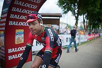 Cadel Evans (AUS/BMC)<br /> <br /> 2014 Giro d'Italia <br /> stage 17: Sarnonico - Vittori Veneto (208km)