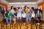 St Pats Gaa Blennerville Strictly Come Dancing launch at Keane's Bar & Restaurant last Friday  and will be held on Friday 4th December
