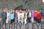 Residents of the Allman's Terrace pictured after the Mass at Lourdes Grotto last Tuesday followed by a reunion at the Killarney Court Hotel.