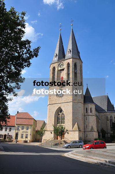 """Evangelische Kirche """"Dom zum Wiesbachtal"""", Flonheim"""