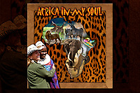 Africa In My Soul Book