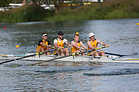 Race: 165: Tier2 4-  Final<br /> <br /> Peterborough Summer Regatta 2017 - Sunday<br /> <br /> To purchase this photo, or to see pricing information for Prints and Downloads, click the blue 'Add to Cart' button at the top-right of the page.