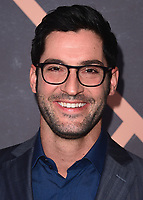 LOS ANGELES - SEPTEMBER 25:  Tom Ellis at the Fox Fall Party at the Catch LA on September 25, 2017 in Los Angeles, California. (Photo by Scott Kirkland/Fox/PictureGroup)