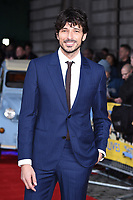 Andres Velencoso<br /> arrives for the premiere of &quot;The Time of Their Lives&quot; at the Curzon Mayfair, London.<br /> <br /> <br /> &copy;Ash Knotek  D3239  08/03/2017