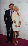 "HOLLYWOOD, CA. - August 10: Piers Morgan and Paris Hilton arrive at Paris Hilton And Friends Celebrate ""Tease"" Fragrance Launch at My Studio Nightclub on August 10, 2010 in Hollywood, California.  ."