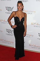 BEVERLY HILLS, CA, USA - MARCH 29: Tia Blanco at The Humane Society Of The United States 60th Anniversary Benefit Gala held at the Beverly Hilton Hotel on March 29, 2014 in Beverly Hills, California, United States. (Photo by Xavier Collin/Celebrity Monitor)