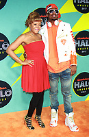 NEW YORK, NY - NOVEMBER 4: Nick Cannon, Beth Gardner at the 2017 Nickelodeon Halo Awards at Pier 36 in New York City on November 4, 2017. Credit: RW/MediaPunch /NortePhoto.com
