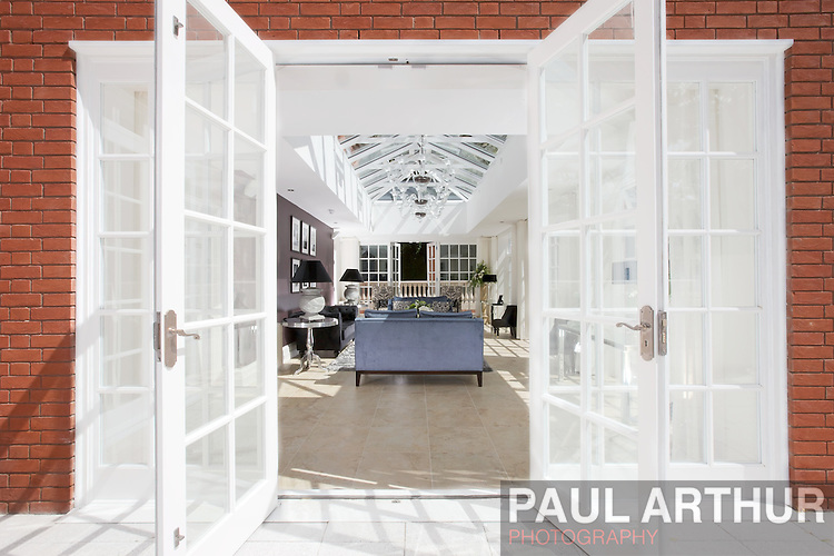 Woodbourne Road Orangery for Knight Frank