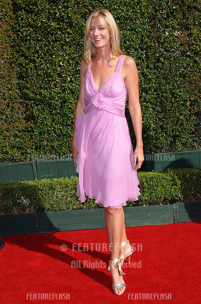 Actress JOELY RICHARDSON at the Creative Arts Emmy Awards in Los Angeles..September 11, 2005; Los Angeles, CA:  .© Paul Smith / Featureflash