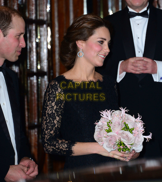 LONDON, ENGLAND, NOV 13: Catherine, the Duchess of Cambridge attends the Royal Variety Performance 2014, at The London Palladium, London, England, UK, November 13th, 2014.<br /> CAP/JOR<br /> &copy;Nils Jorgensen/Capital Pictures