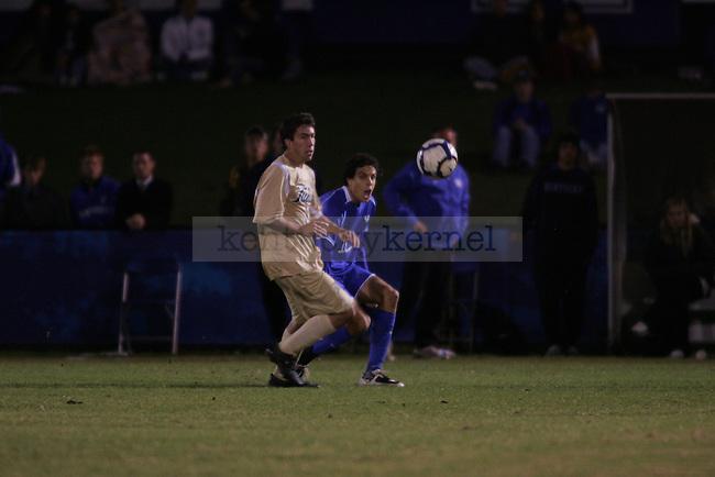 UK played against Tulsa Wednesday night..Photo by Zach Brake   Staff
