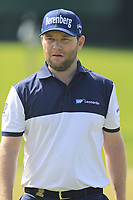 Branden Grace (RSA) walks to the 1st tee to start his match during Saturday's Round 3 of the 117th U.S. Open Championship 2017 held at Erin Hills, Erin, Wisconsin, USA. 17th June 2017.<br /> Picture: Eoin Clarke | Golffile<br /> <br /> <br /> All photos usage must carry mandatory copyright credit (&copy; Golffile | Eoin Clarke)