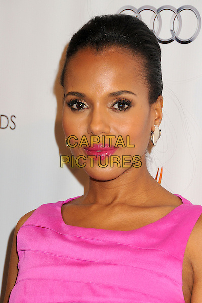 Kerry Washington<br /> Academy of Television Arts &amp; Sciences' Dynamic and Diverse 2013 Emmy Nominee Reception, North Hollywood, California, USA.<br /> September 17th, 2013<br /> headshot portrait lipstick pink  <br /> CAP/ADM/BP<br /> &copy;Byron Purvis/AdMedia/Capital Pictures