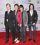 Hot Chelle Rae attends 2011 American Music Awards held at The Nokia Theater Live in Los Angeles, California on November 20,2011                                                                               © 2011 DVS / Hollywood Press Agency
