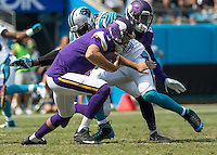 Carolina Panthers vs Minnesota Vikings, September 25, 2016