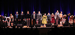 The cast on stage during 'Bright Star' In Concert at Town Hall on December 12, 2016 in New York City.