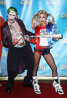 NEW YORK, NY-October 31: Jerry O'Connell, Kelly Ripa at Live's Best Halloween Show Ever: Decision 2016 at ABC Studio in New York.October 31, 2016. Credit:RW/MediaPunch