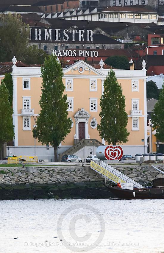 burmester ramos pinto port lodge av. diogo leite vila nova de gaia porto portugal