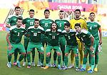 Iraq vs Yemen during the AFC U-22 Mens Championship Qatar 2016 Group C match on January 13, 2016 at the Suhaim Bin Hamad Stadium in Doha, Qatar. Photo by Adnan Hajj / World Sport Group