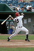 August 31, 2003:  Matt Creighton of the Lansing Lugnuts during a game at Cooley Stadium in Lansing, Michigan.  Photo by:  Mike Janes/Four Seam Images