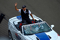 Verizon IndyCar Series<br /> Indianapolis 500 Race<br /> Indianapolis Motor Speedway, Indianapolis, IN USA<br /> Sunday 28 May 2017<br /> Rick Mears<br /> World Copyright: F. Peirce Williams<br /> LAT Images