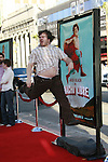 "Jack Black at the world premiere of ""Nacho Libre"" at Grauman's Chinese theatre in Hollywood June 12, 2006. The movie tells the story of Ignacio (Black), who is a cook by day in a Mexican orphanage and moonlights as a lucha libre wrestler to raise money for the orphans. The movie opens in the U.S. on June 16. Photo by Nina Prommer/Milestone Photo"