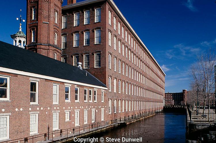 Boott Mill, Lowell, MA mills