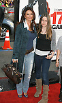 """HOLLYWOOD, CA. - April 14: Roma Downey and daughter Reilly arrive at the premiere of Warner Bros. """"17 Again"""" held at Grauman's Chinese Theatre on April 14, 2009 in Hollywood, California."""
