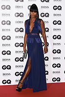 Aicha Mckenzie at the the GQ Men of the Year Awards 2017 at the Tate Modern, London, UK. <br /> 05 September  2017<br /> Picture: Steve Vas/Featureflash/SilverHub 0208 004 5359 sales@silverhubmedia.com