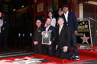 Mitch O'Farrell, Paul Brinkman, LL Cool J, Chris O'Donnell, Leron Gubler. Chris O'Donnell <br />