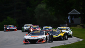 Pirelli World Challenge<br /> Grand Prix of Lime Rock Park<br /> Lime Rock Park, Lakeville, CT USA<br /> Saturday 27 May 2017<br /> Ryan Eversley / Tom Dyer<br /> World Copyright: Richard Dole/LAT Images<br /> ref: Digital Image RD_LMP_PWC_17125
