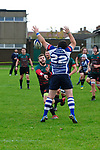 28/10/2017. Stamford Welland Academy, United Kingdom. Stamford College Old Boys RFC v Boston RFC  Jonathan Clarke / JPC Images