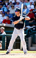 Russell Branyan -  Seattle Mariners - 2009 spring training.Photo by:  Bill Mitchell/Four Seam Images