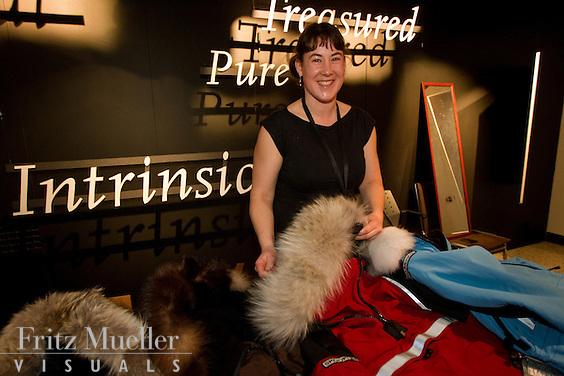 Yukon SKOOKUMbrand designer Megan Waterman