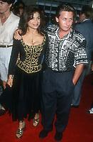 Paulla Abdul Emelio Estevez<br /> 1990s<br /> Photo By Michael Ferguson/CelebrityArchaeology.com