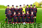 The St Brendans Park  team that played Ballyhar in Ballyhar on Saturday