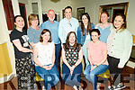 Gillian Hoare leaving UHK and moving to Mallow, enjoying the evening with her colleagues in the Brougue Inn on Thursday.<br /> Seated l to r: Marie O'Donovan, Gillian Hoare and Niamh Brown.<br /> Back l to r: Joanne Davis, Mary O'Callaghan, Jim O'Mahoney, Paul Walsh, Aoife Brosnan, Niamh Murphy and Clare Riley